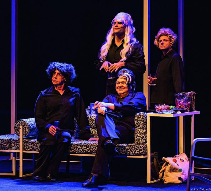 Andreato, Luna, Bicudo e Joba