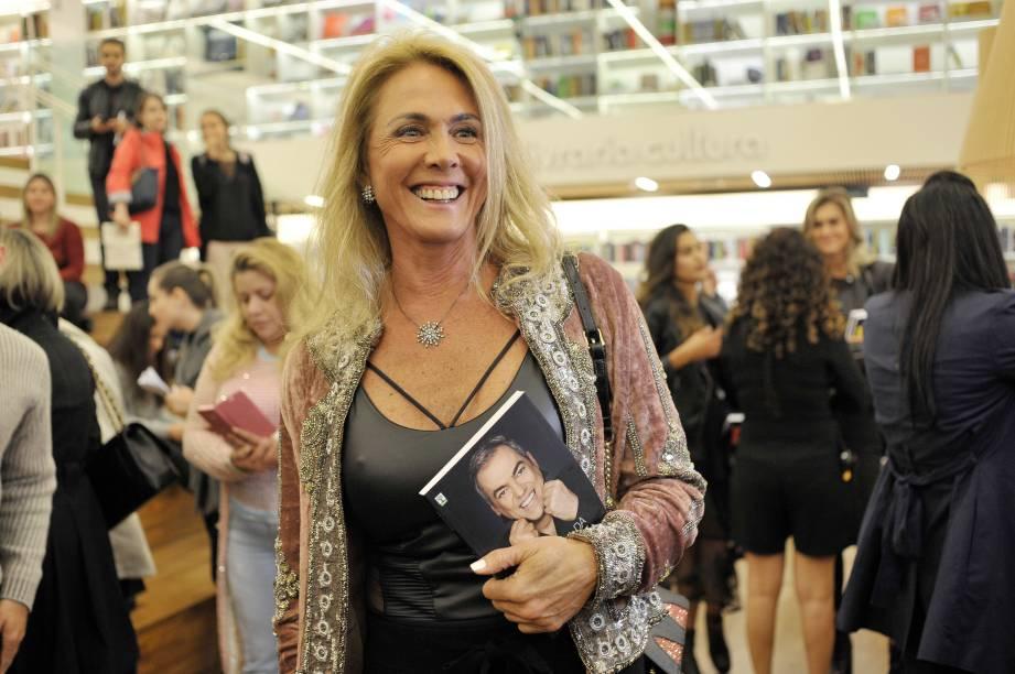 Hôrtencia Marcari, que conheceu Marco Antonio no Copacabana Palace no início da década de 1990