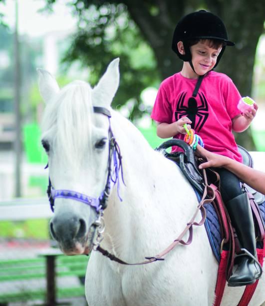 Jockey Club Para Crianças