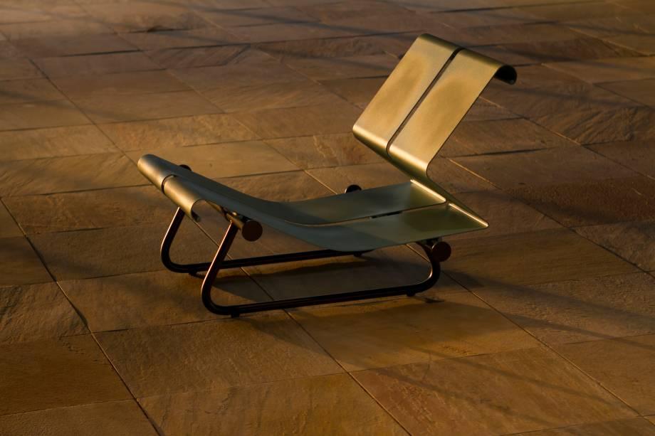 Mobiliário também foi projetado por Paulo Mendes da Rocha