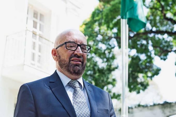 O advogado José Marcelo Braga Nascimento