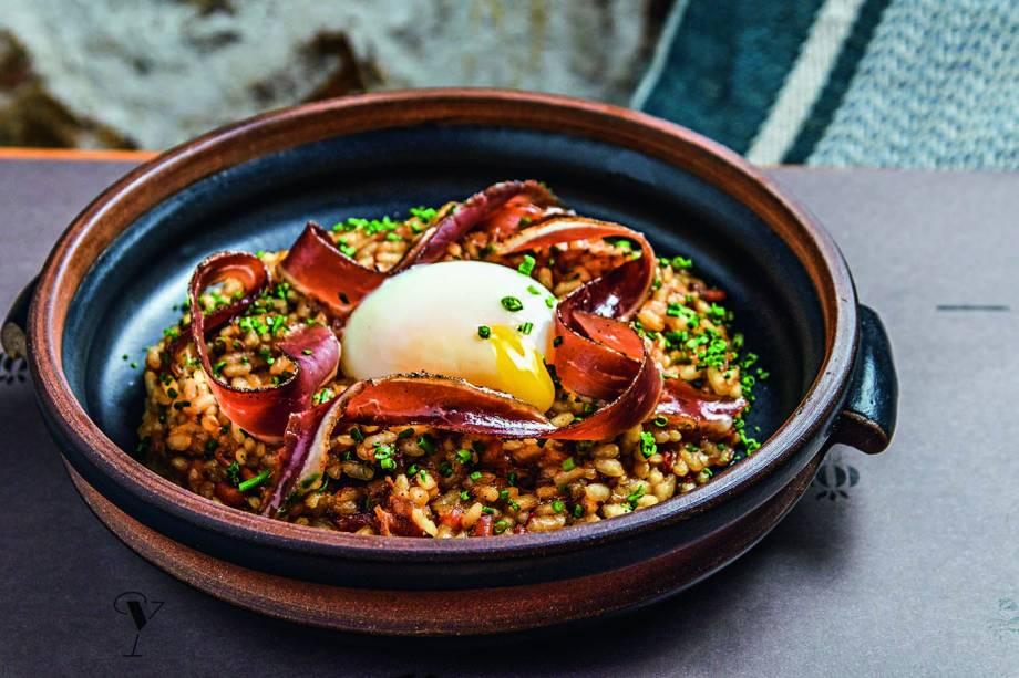 Tanit: arroz de pato