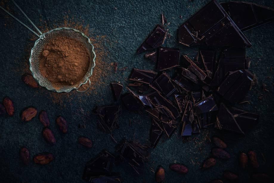 Guanandi: o fruto confere ao chocolate 60% um leve toque cítrico