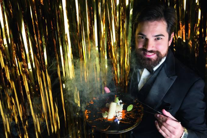 Rios – o chef Rodrigo Aguiar