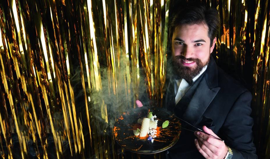 Rios - o chef Rodrigo Aguiar