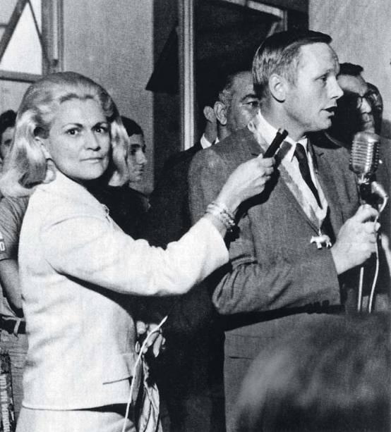 Entrevista com Neil Armstrong nos anos 60