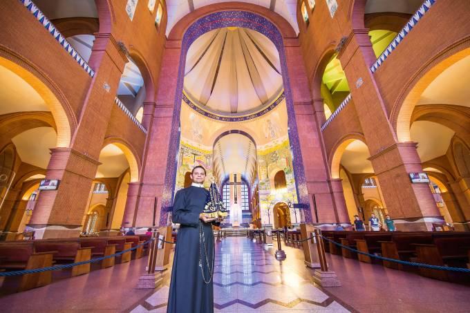 padre Rodrigo Arnoso – Santuário Nossa Senhora Aparecida