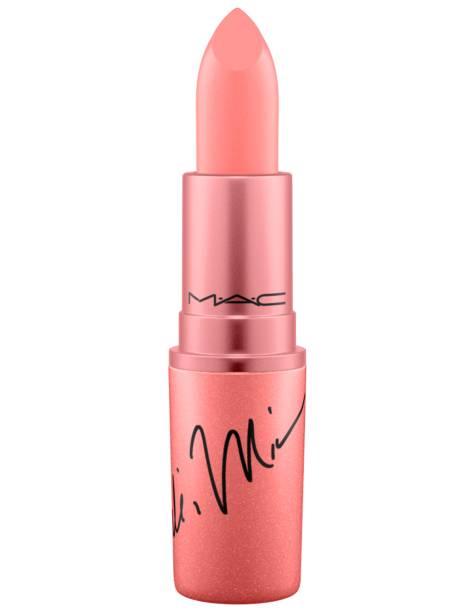 Cor 'Nick is Nude',rosa puxado pro coral de acabamento amplified