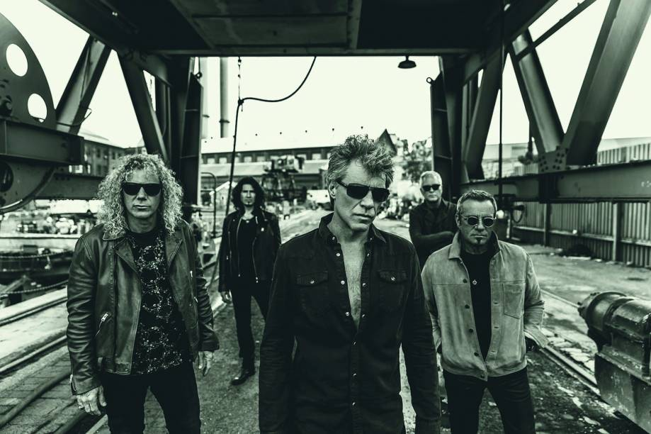 Bon Jovi: nova turnê sem Sambora