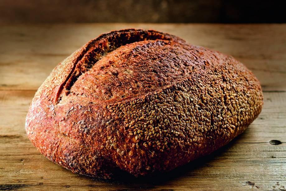 De gergelim: entre as opções com farinha orgânica
