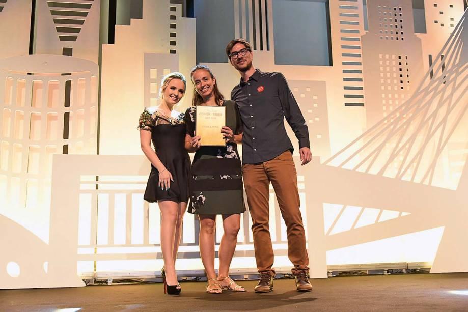 Larissa Manoela: sorvete campeão para o Frida & Mina, do casal Fernanda Bastos e Thomas Zander