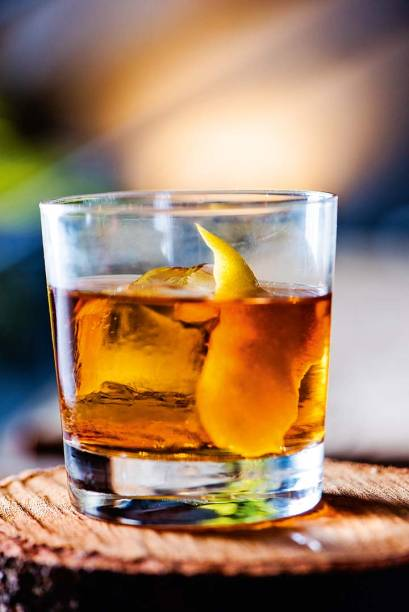 Apothek: drinque negroni