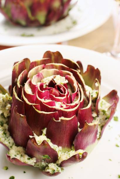 Spadaccino: hortaliça recheada