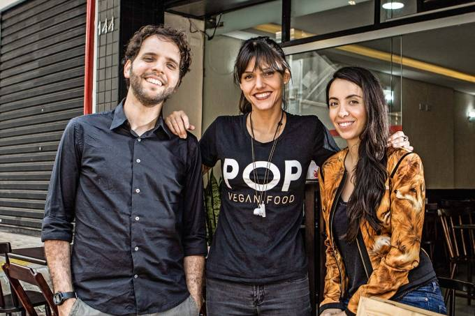 Pop Vegan Food
