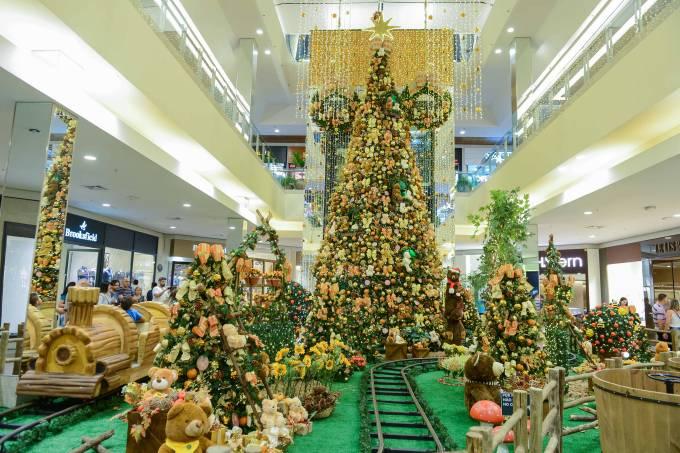 Decoração Natal – ParkShoppingSãoCaetano