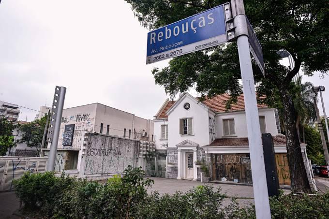 avenida reboucas