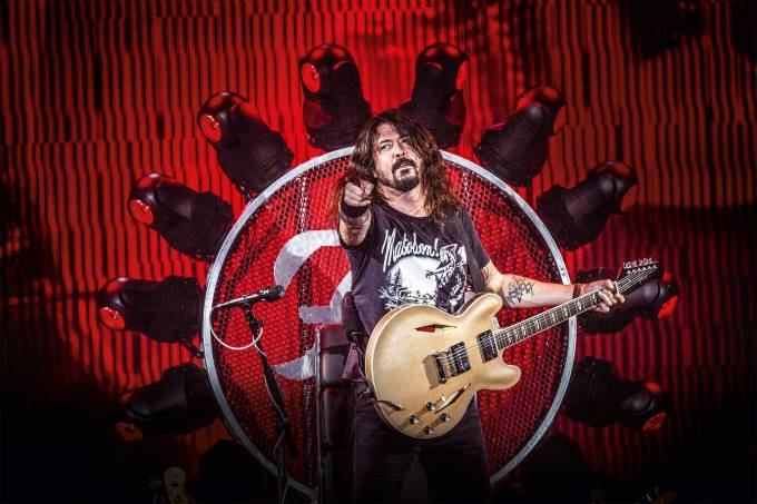 Dave Grohl Foo Figthers
