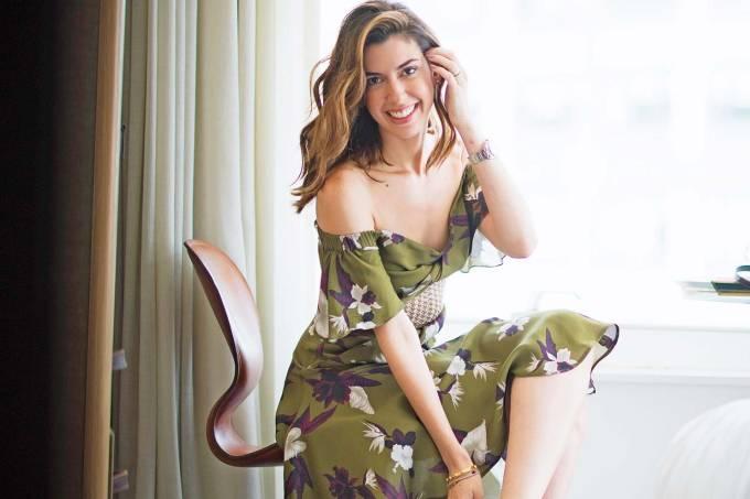 Camila Coutinho Private Photo Shoot