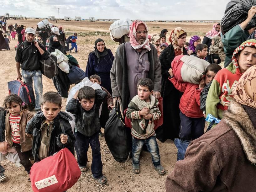 Human Flow: a crise dos refugiados no mundo
