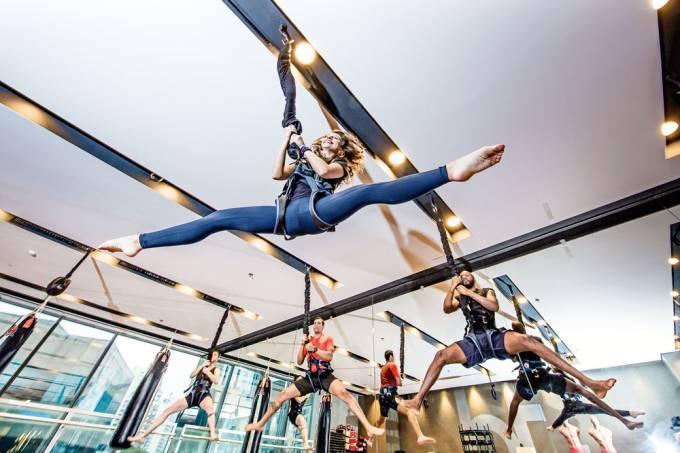 Flying Dance Bodytech