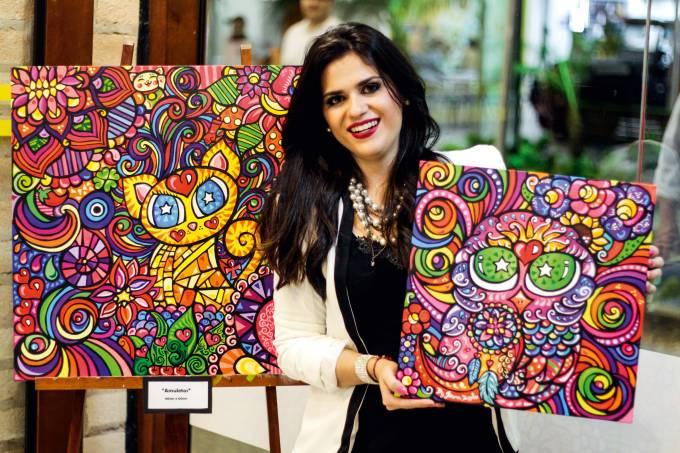 Joana Diggle Artista Plástica