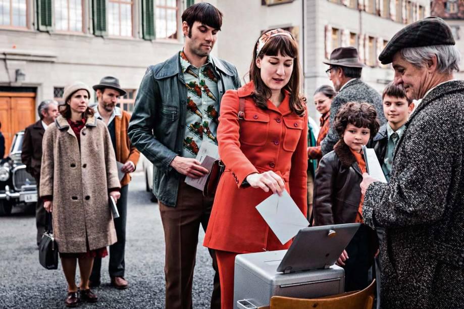 Mulheres Divinas: a Suíça indicou este drama para concorrer ao Oscar 2018