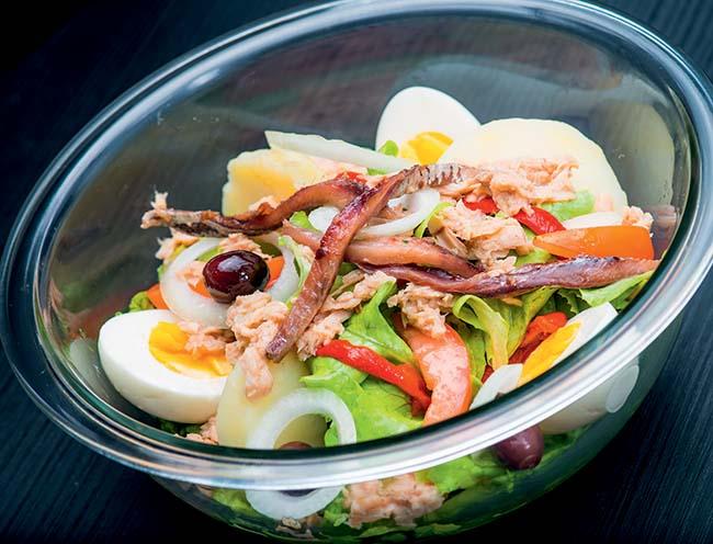 Rendez-Vous: Salada niçoise