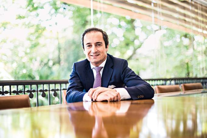 Paulo Lopes Lourenço – Consul de Portugal