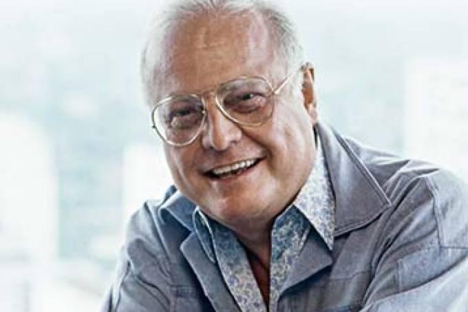 Aparício Basílio da Silva, dono da Rastro, indústria de Perfumaria.