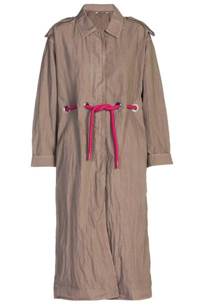 Trench coat, R$ 1 995,00. Diesel.