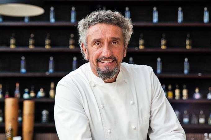 Chef Emmanuel Bassoleil