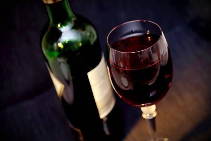 leilão de vinhos
