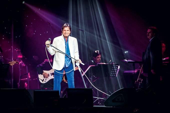 Show do Roberto Carlos no RJ