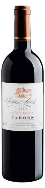 Vinho tinto Château Leret Malbec Reserve Cahors AOC (2014), R$ 82,90. Evino.