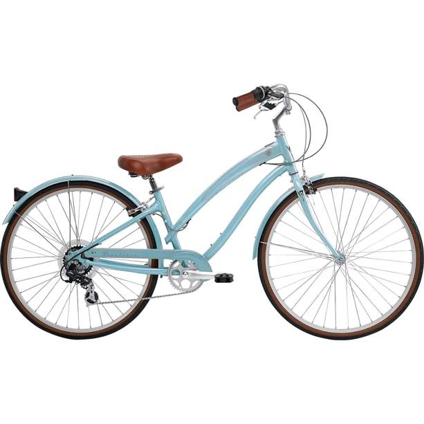 Bicicleta vintage Nirve Starliner (aro 700), R$ 2 999,00. Netshoes.