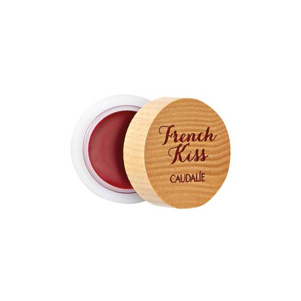 Hidratante labial vermelho-framboesa, R$ 69,00. Caudalie.