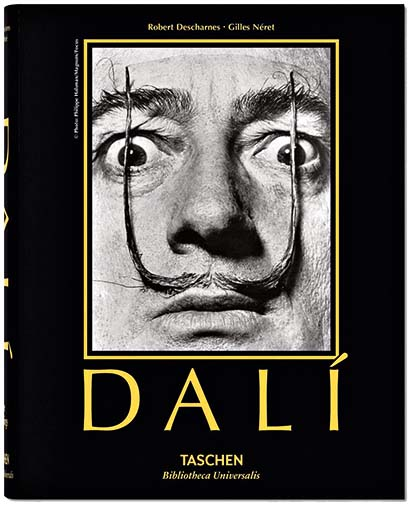 Livro, em inglês, Salvador Dalí: The Paintings (2013), R$ 72,52. Amazon.