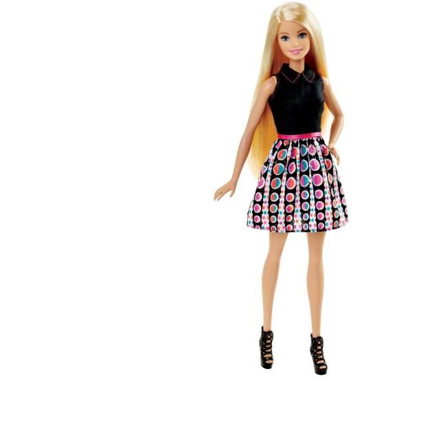 Boneca Barbie com kit para estilizar o cabelo, R$ 84,99, ToyMania.