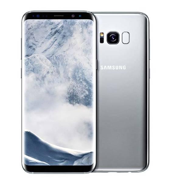 Celular Galaxy S8, R$ 3 699,00. Samsung.