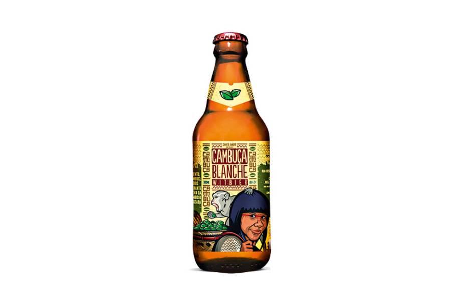 Cambuça Blanche (Suméria): a cervejaria adicionou cambuci ao estilo belga witbier. Preço médio: R$ 21,90
