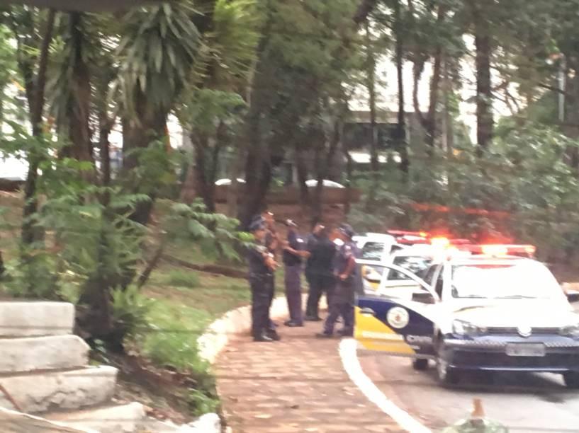 Prefeitura encaminhou ao local viaturas da GCM para coibir crimes na região