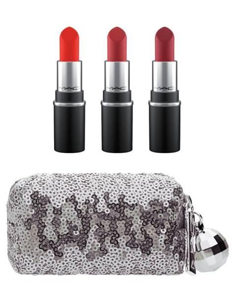 Kit de batons mini, Rose - Apenas no site da marca, 189 reais