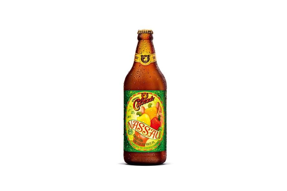 Nassau (Colorado): a cerveja é acrescida de caju. O resultado é uma bebida com amargor na medida. Preço médio: R$ 18,90