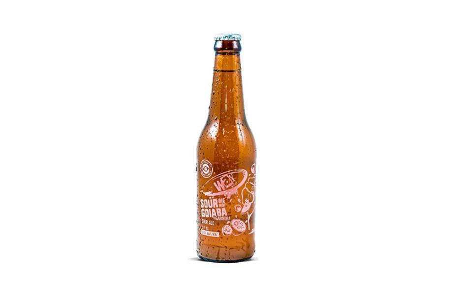Sour Me Not Goiaba (Way Beer): com muita acidez e baixo teor alcoólico, leva goiaba e também gabiroba. Preço médio: R$ 19,90