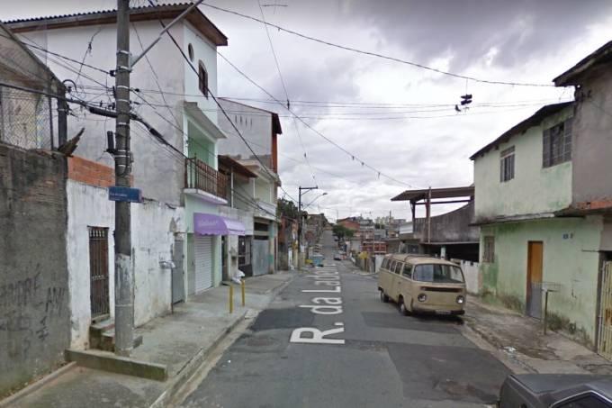 rua da ladeira osasco