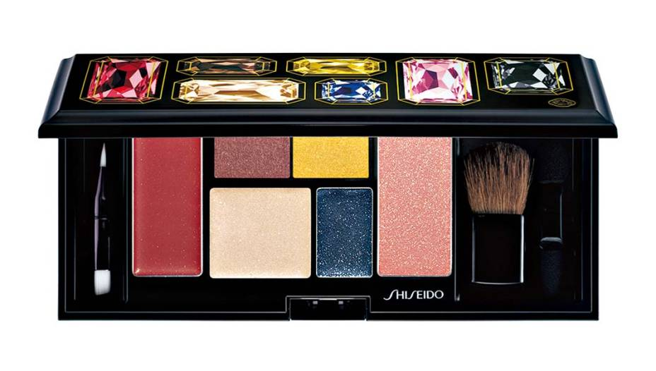 Paleta multifuncional, R$ 349,00. Shiseido.