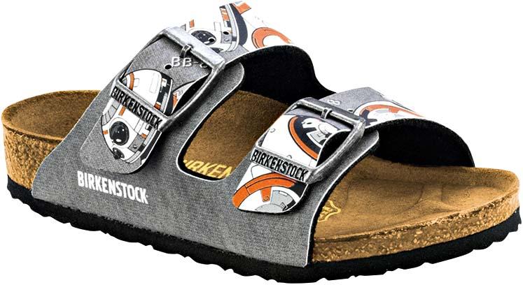 Sandália infantil modelo Arizona, R$ 399,90. Birkenstock.