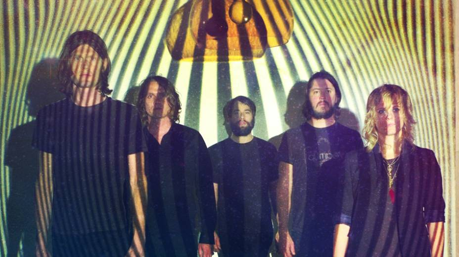 Austin, TX neo-psychedelic band the Black Angels perform live on today's <em>World Cafe</em>.