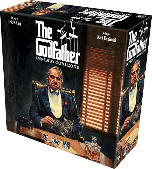 Jogo The Godfather – Império Corleone, R$ 349,90. Bazar Magic.