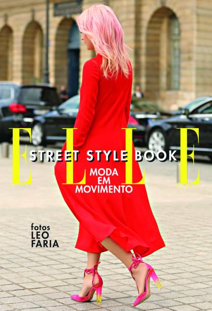"""•Livro """"Moda em Movimento - Street Style"""", Elle - R$ 50,00. Uma sugestão de Elle. Preço pesquisado em dezembro/2017"""